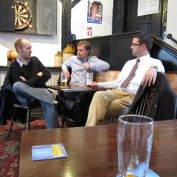 Englische Pub-Kultur