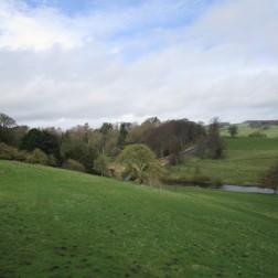 Landschaft um Alnwick